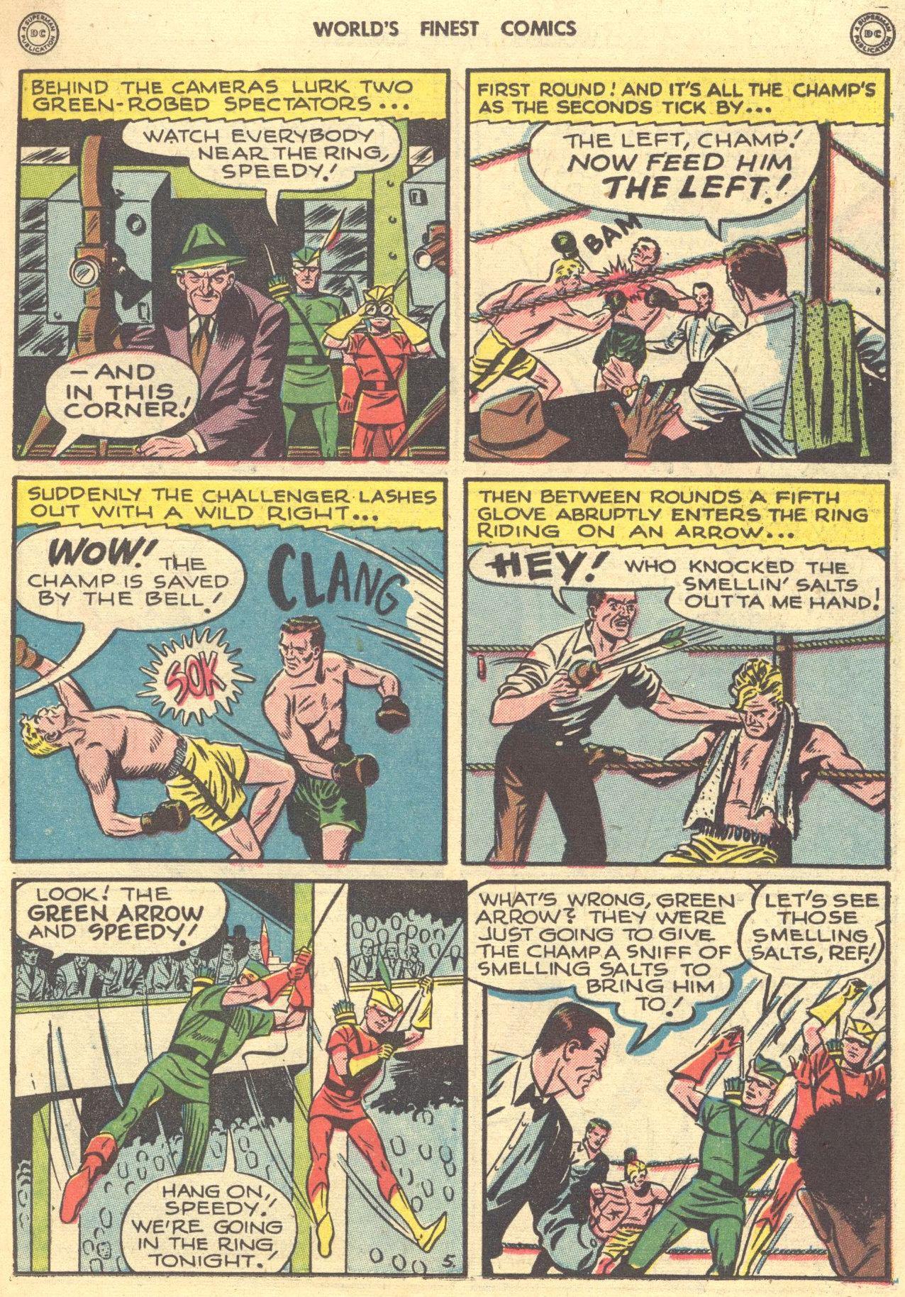 Read online World's Finest Comics comic -  Issue #28 - 20