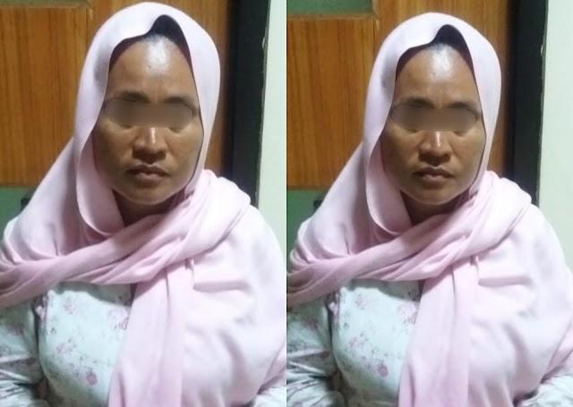 Cekcok Di Prabujaya, Wanita Ini Dipolisikan