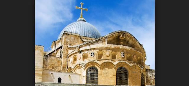 Umat Kristen Yerusalem Palestina Mengaku Dilecehkan Yahudi