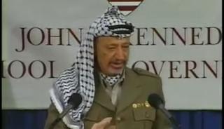 Yasser Arafat dan Inkonsistensi Perjuangannya