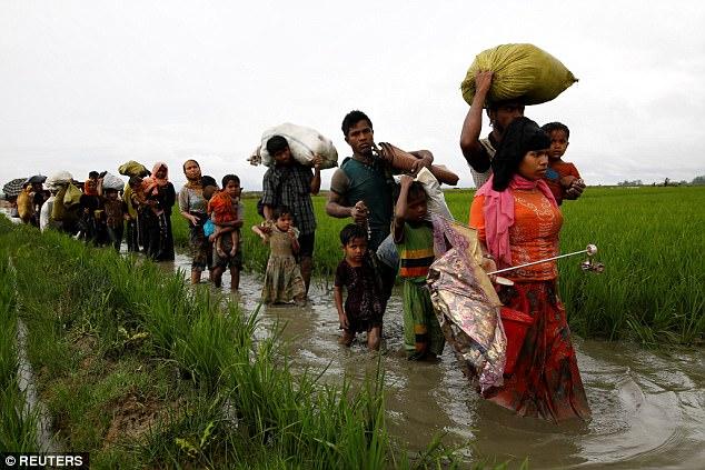 Myanmar Siap Terima Gelombang Pertama Repatriasi Rohingya