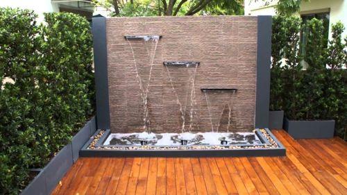 Modern Wall Fountains 6