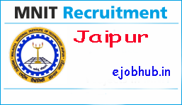 MNIT Jaipur Recruitment