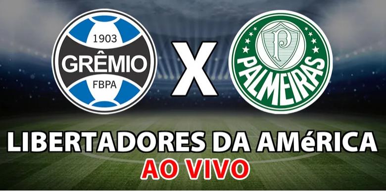 Assistir Grêmio x Palmeiras Ao Vivo