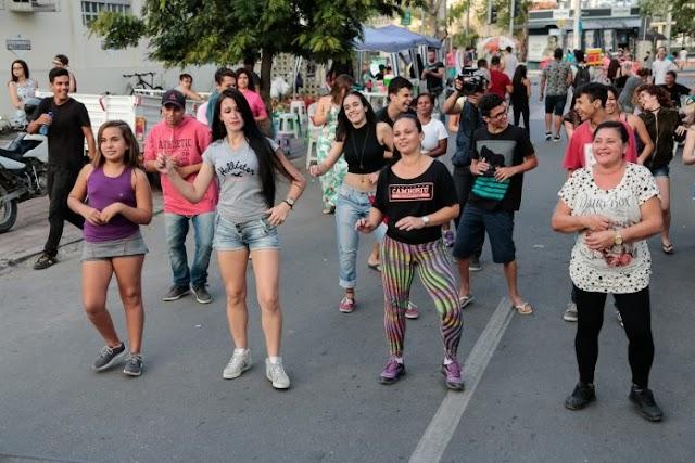 Nossa Avenida traz ginástica e ritmos neste domingo em Caruaru