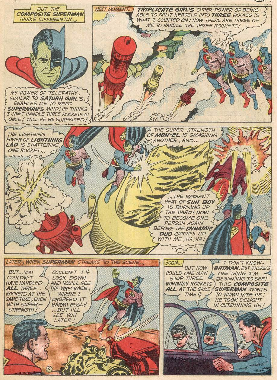 Read online World's Finest Comics comic -  Issue #142 - 7