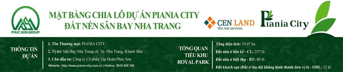 Piania City Nha Trang