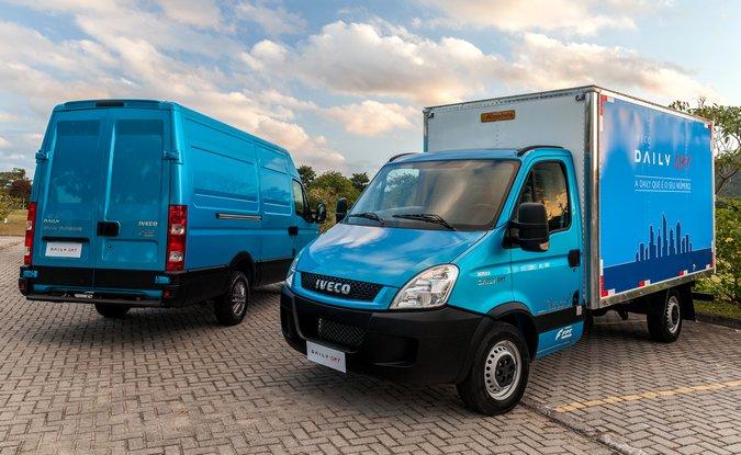 Conheça a Iveco Daily City: Um novo conceito em caminhão