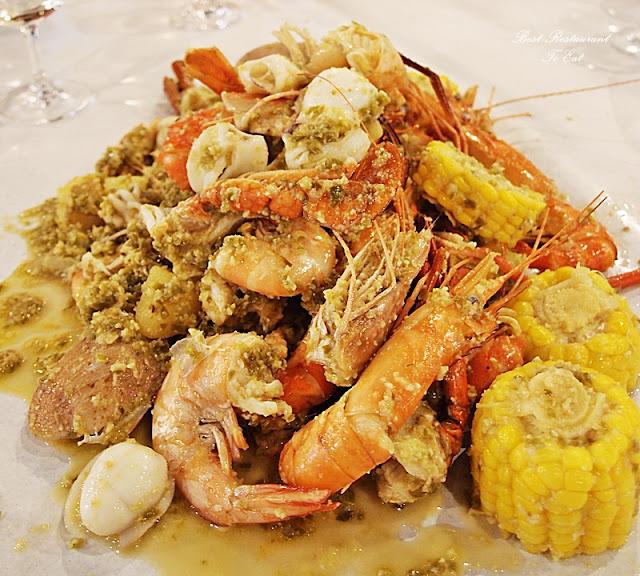 Kai's Plato Seafood Restaurant Garlic Butter Sauce