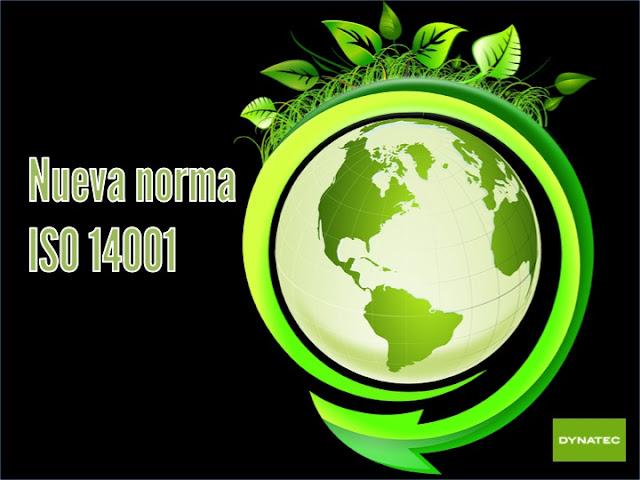 descargar norma 14001 medio ambiente