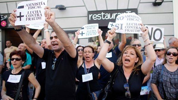 Tribunal español anuló amnistía fiscal propuesta por Rajoy