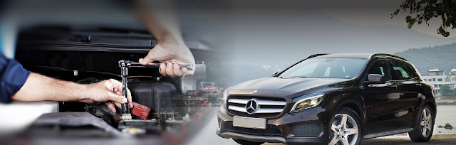 Mercedes Benz Repair Shops Near Me
