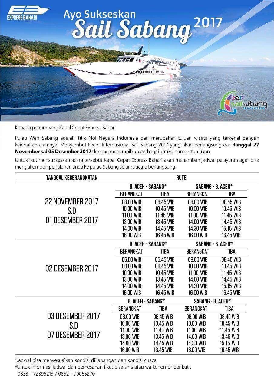 Kapal Cepat Sabang Banda Aceh Visitbandaaceh Com