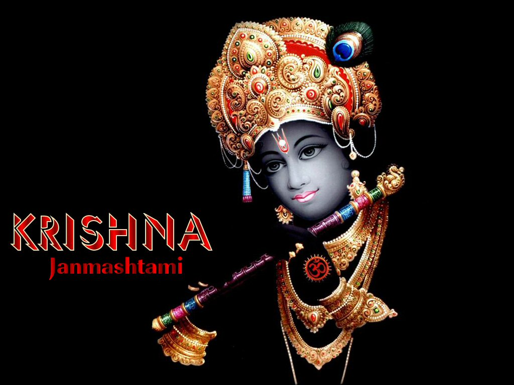 Wallpaper download krishna bhagwan - Free Royalty Free Stock Sri Krishna Janmashtami Wallpaper