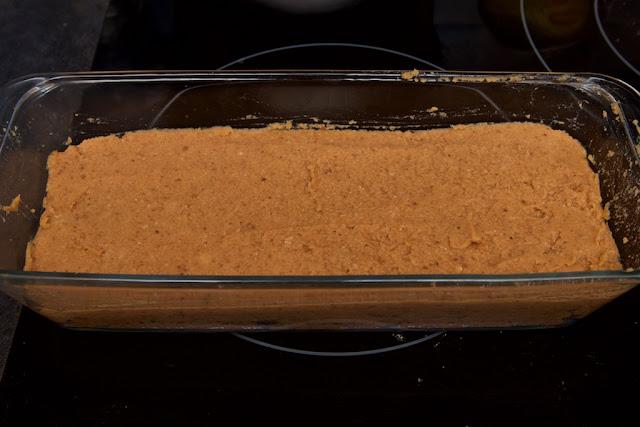 Cake - Pain - Lentiles corail - végétarien - apéritif