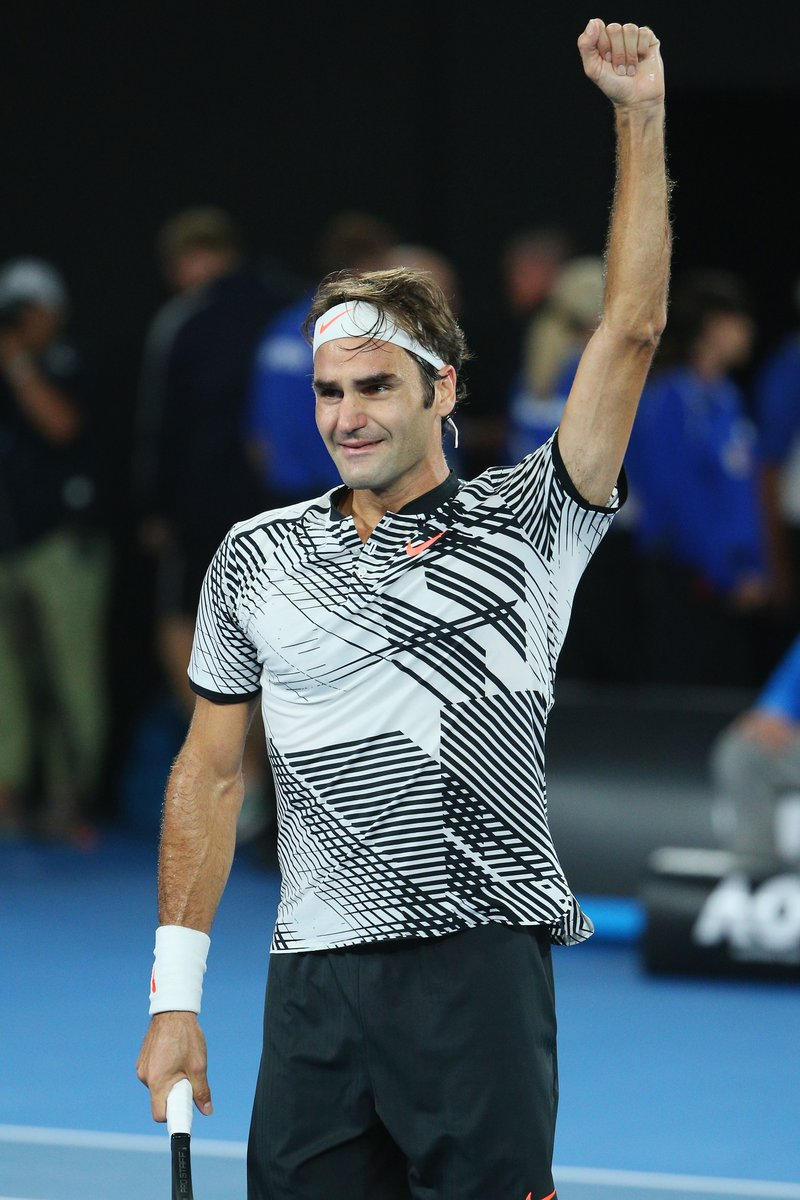 Federer - Australia Open 2017