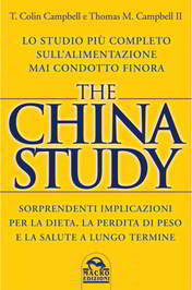 The China study - Colin Campbell, Thomas Campbell (salute)