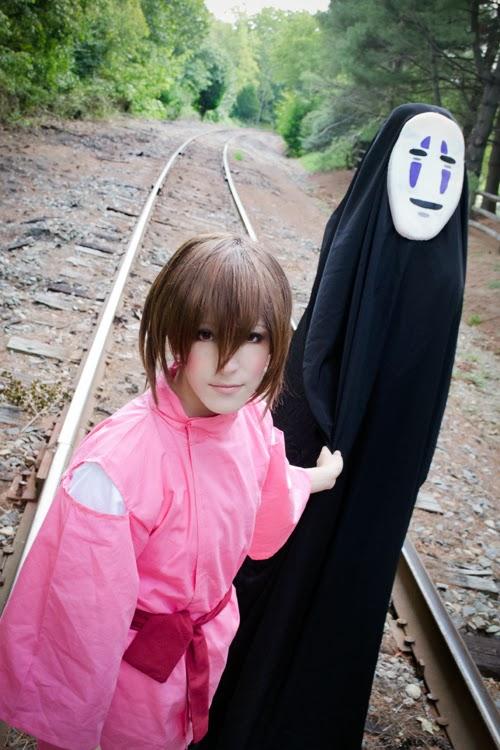 A viagem de Chihiro cosplays | Reino Cosplay