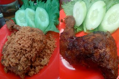 Ayam Pak Usu, Ayamnya Pontianak