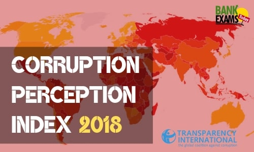 Corruption Perception Index 2018: Highlights