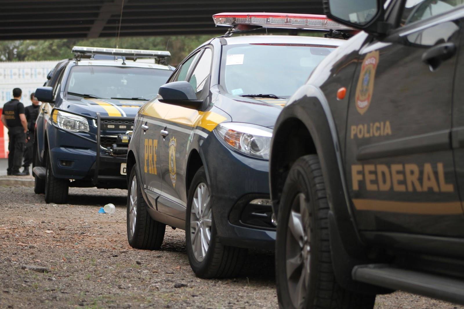 Resultado de imagem para policiais federais e policiais rodoviários federais