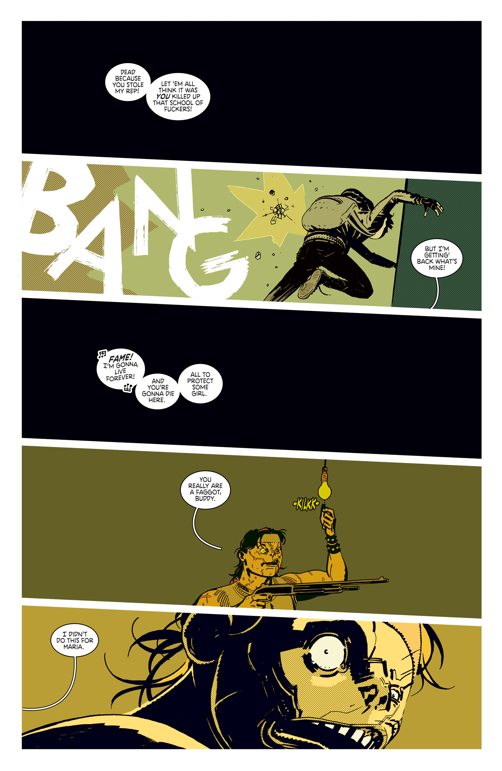Read online Deadly Class comic -  Issue #11 - 19