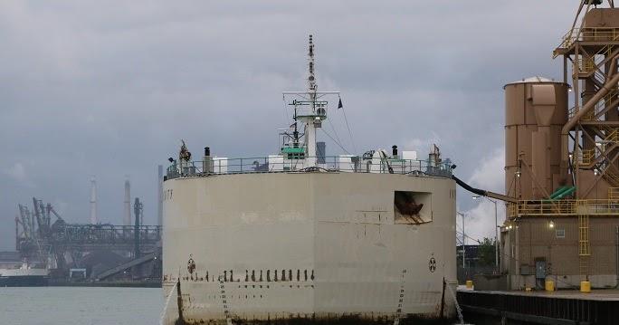 Michigan Exposures: G.L. Ostrander And Barge Integrity At