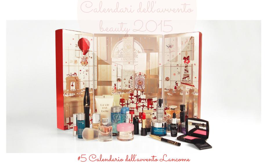 Clarins Calendario Avvento.Waitingforxmas I Calendari Dell Avvento Cosmetici