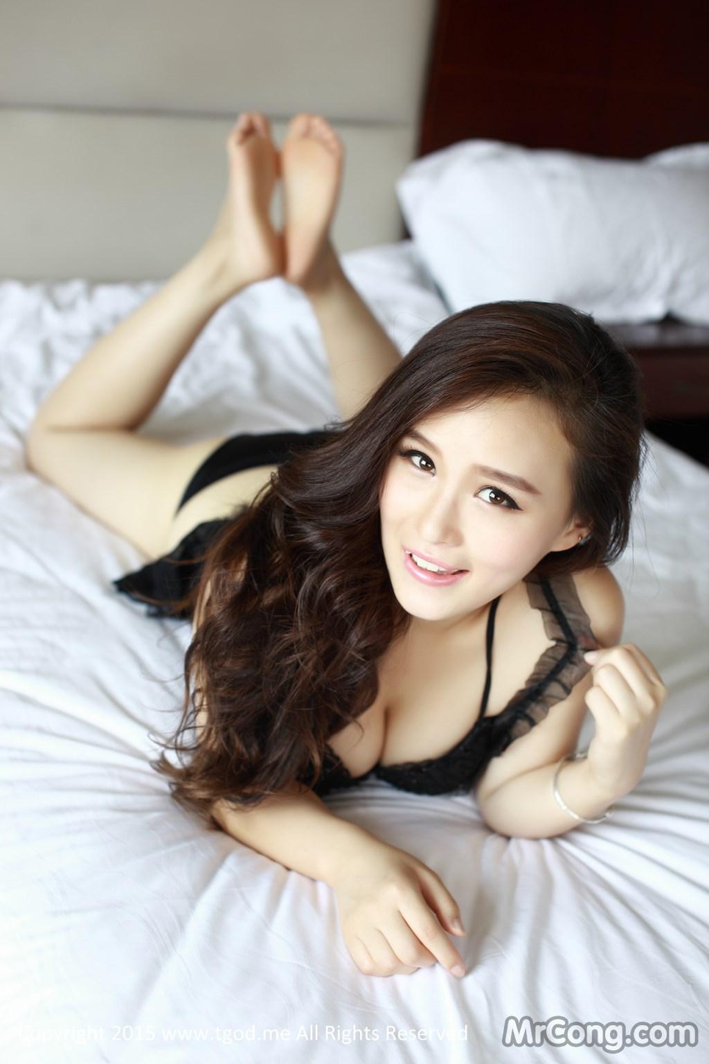 TGOD 2015-02-05: Người mẫu Xin Yi (馨艺) (71 ảnh)