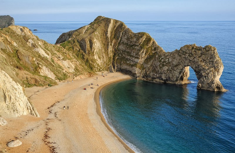 Durdle Door, Dorset, England - Top 20 Spots to See in Europe