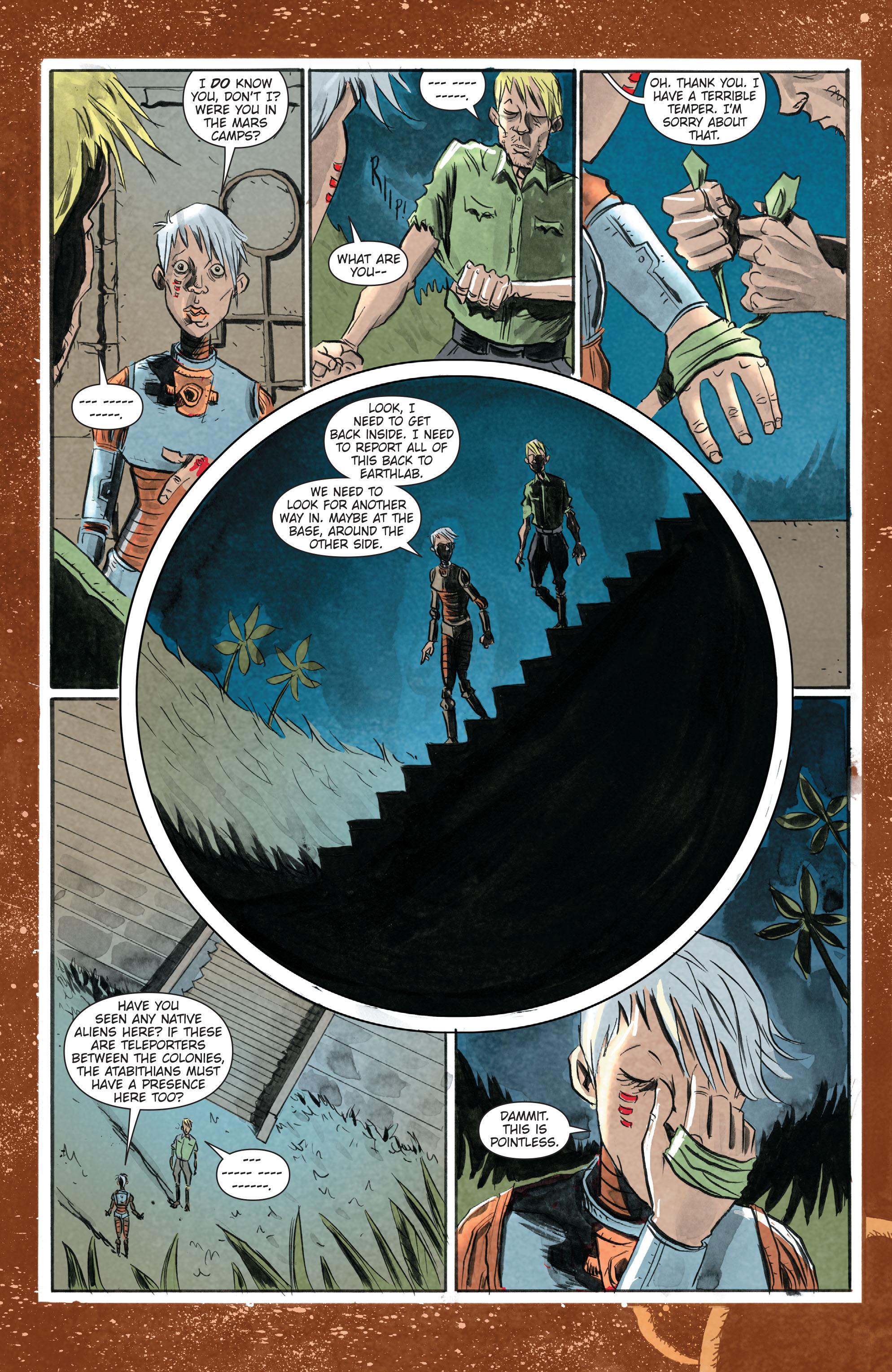 Read online Trillium comic -  Issue # TPB - 42