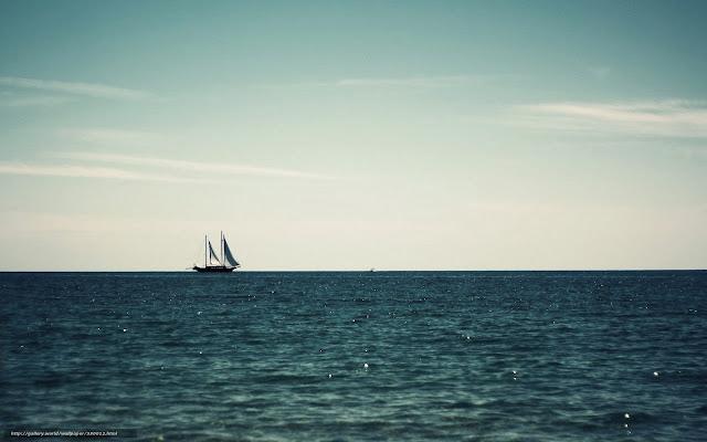 Não é possível detectar curvatura alguma no horizonte