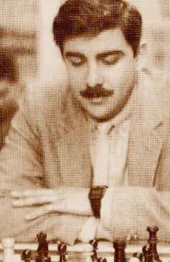 El ajedrecista Pere Díaz López