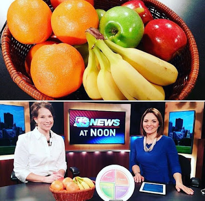 Iowa Academy of Nutrition and Dietetics WHO13 Media with Megan Reuther