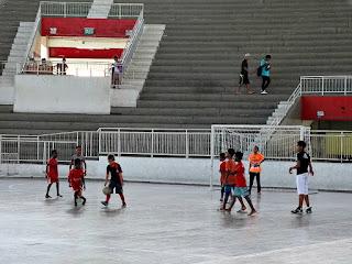 Quadra de Futsal do Gigantinho, Porto Alegre