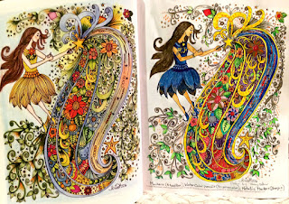 Coloring Books from Fox Chapel Publishing