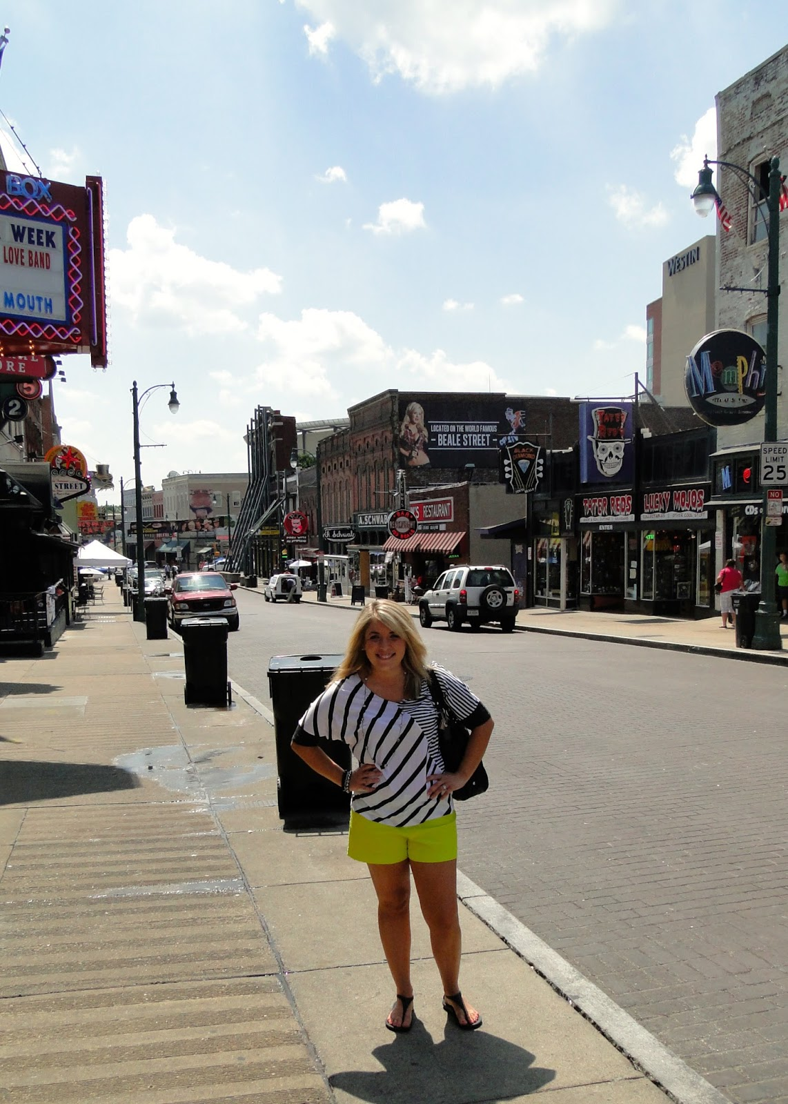 All Shook Up in Memphis!