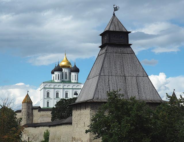 Псковский Кремль (Pskov Kremlin)