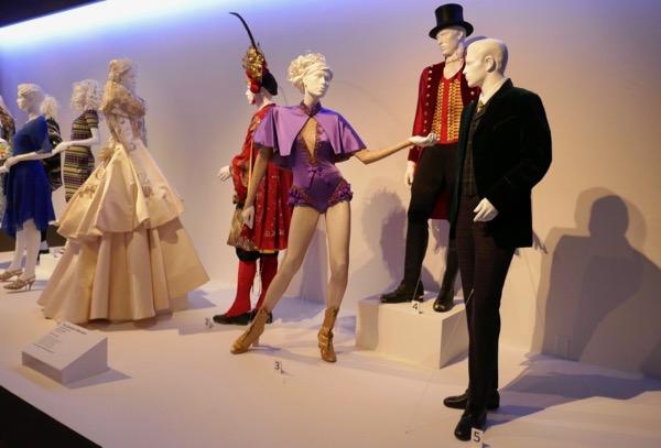 Greatest Showman film costumes
