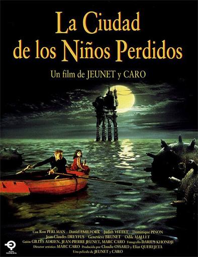 Ver La ciudad de los niños perdidos (1995) Online