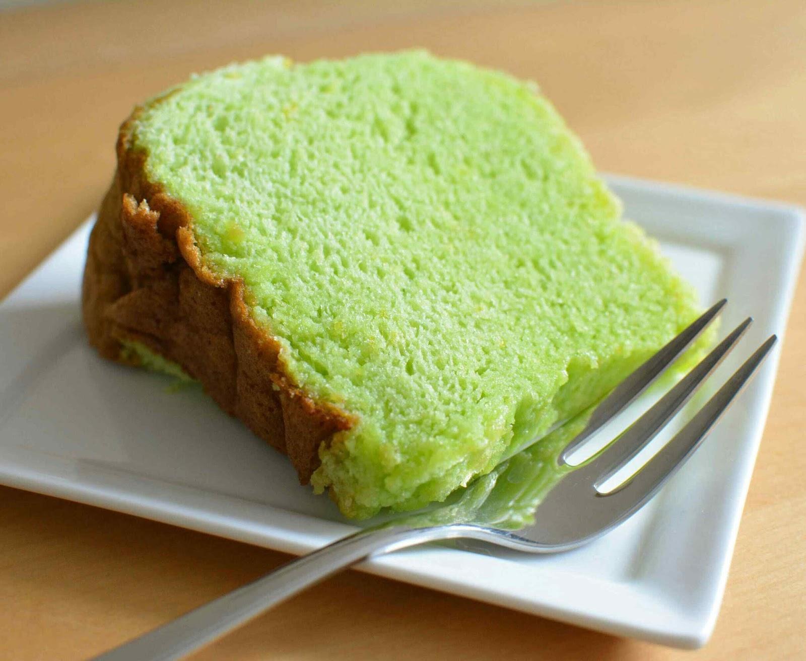 Resep Kue Cake Chiffon Alpukat Koleksi Menu Masakan Sedap