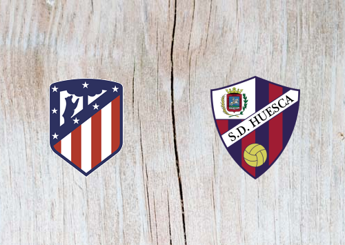 Atletico Madrid vs SD Huesca Full Match & Highlights 25 September 2018