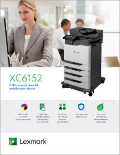 Download Lexmark XC6152 Driver Printer