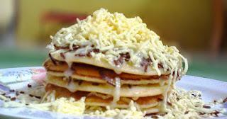 Resep Adonan Pancake Keju Gurih Lezat