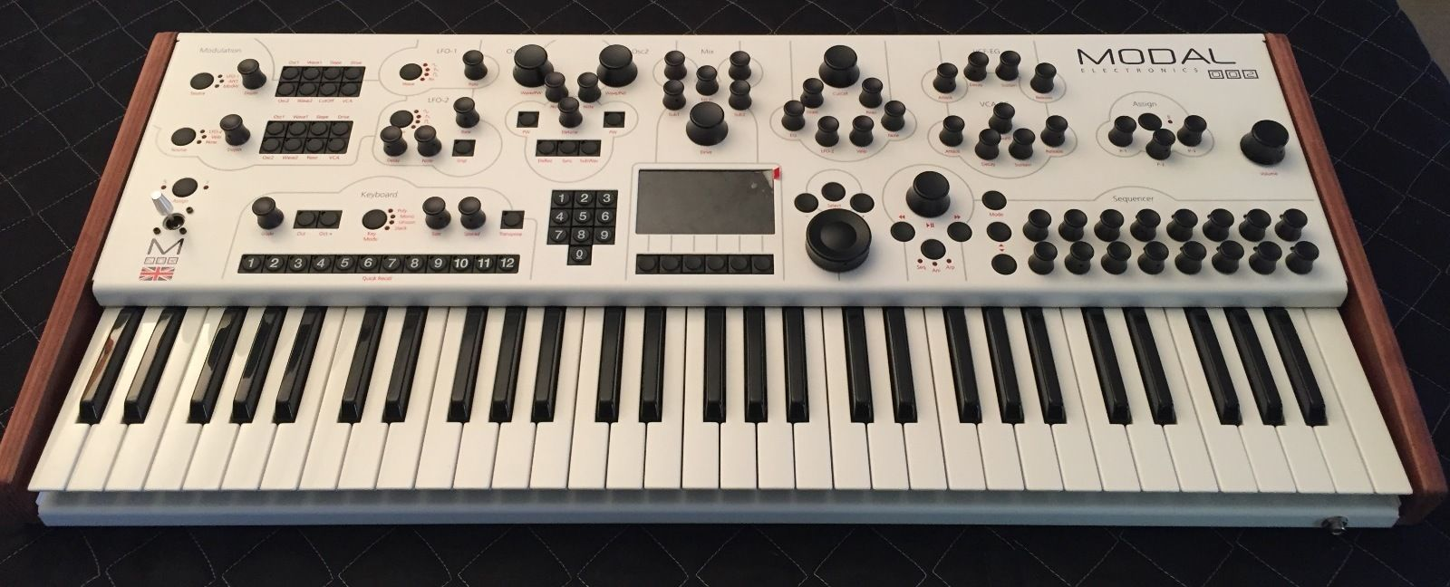 matrixsynth modal electronics 002 polyphonic multi timbral synthesizer sn 002 0131. Black Bedroom Furniture Sets. Home Design Ideas