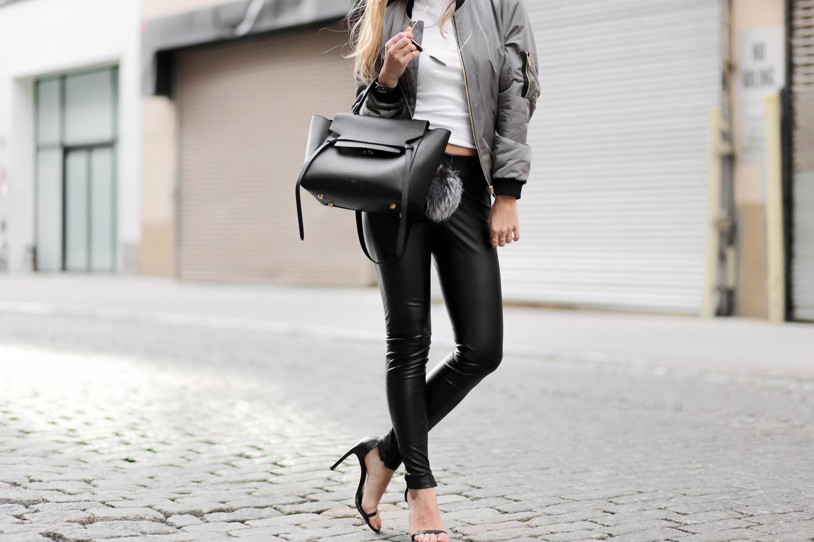 best faux leather leggings
