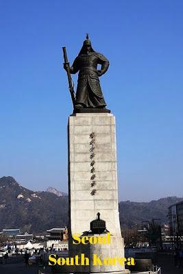 General Yi Sun-shin statue