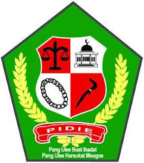 Logo | Lambang Kabupaten Pidie