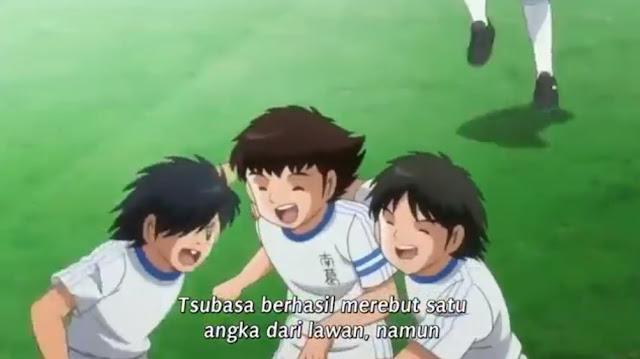 Captain Tsubasa 2018 Episode 17 Subtitle Indonesia