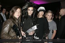 Super Hq Pics Tokio Hotel Echo Awards - Berlin